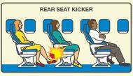 """10 hành động khiến bạn """"phát điên"""" khi ở trên máy bay"""