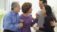 7 cách gián tiếp giúp chàng gây thiện cảm với phụ huynh
