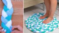 Mẹo tái chế khăn tắm cũ mà chị em nên biết