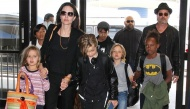 Brad Pitt đã chấp thuận để Angelina toàn quyền nuôi con