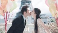 Tại sao chúng ta thường nhắm mắt khi hôn nhau?