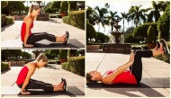 4 động tác giúp đánh tan mỡ bụng dưới hiệu quả nhất