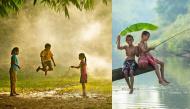 Những khoảnh khắc vui đùa của trẻ em trên khắp thế giới khiến bạn nhớ về tuổi thơ