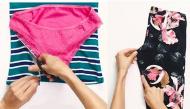 """Mẹo hô biến đống quần áo cũ thành những item """"xịn"""" như mới vừa mua về"""
