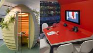 Nhìn những văn phòng tuyệt vời này, ai lại chẳng muốn được vào làm việc chứ!