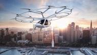 Taxi bay không người lái được Dubai thử nghiệm thành công và sắp đưa vào hoạt động