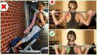 Những biến chứng cực kì nguy hiểm cho vóc dáng khi bạn tập gym sai cách