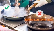 12 sai lầm cực kì phổ biến khi vào bếp mà bạn cần nên tránh