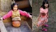Cảm động chuyện bé gái 4 tuổi mất đôi chân vì tai nạn xe trở thành VĐV bơi lội
