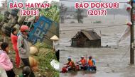 Nhìn lại những cơn bão khủng khiếp có sức càn quét mạnh nhất trong lịch sử Việt Nam