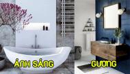 10 cách hô biến phòng tắm thành spa thật sự khiến bạn muốn tắm cả ngày