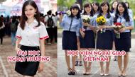 Thích mê những bộ đồng phục đẹp long lanh của các trường đại học tại Sài Gòn