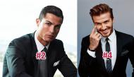 Bất ngờ với danh sách những cầu thủ đẹp trai nhất lịch sử bóng đá