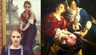 """Hoang mang khi vô tình gặp phải """"anh chị em song sinh"""" trong... viện bảo tàng"""