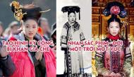 Sự thật phũ phàng đằng sau vẻ lộng lẫy của mỹ nhân Hoa ngữ trong phim cung đấu