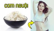 """Bất ngờ với bí quyết giảm cân """"cực kì"""" hiệu quả và nhanh chóng từ cơm nguội của phụ nữ Nhật"""