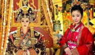 Những mỹ nhân Hoa ngữ đẹp mê hồn đầy khí chất khi lên ngôi vương - hậu