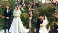 Những khoảnh khắc đẹp lung linh trong đám cưới thế kỷ cặp đôi Song Joong Ki – Song Hye Kyo