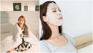 6 cách giúp da trắng hồng căng mịn chỉ sau một đêm ngủ dậy