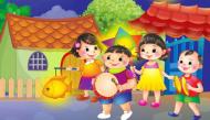 Bạn có biết trò chơi dân gian nào trẻ con ngày xưa thường ao ước mỗi dịp Trung thu về?