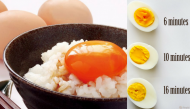 Ăn trứng sống, hại nhiều hơn bổ, nấu chín quá lại cũng không tốt