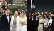 Vì sao hàng loạt nghệ sĩ lại bị dân mạng chỉ trích khi dự đám cưới tại Hàn?