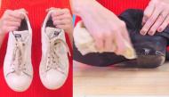 """Những mẹo vặt giúp """"hồi sinh"""" các đôi giày sờn cũ trở nên lung linh như mới mua"""