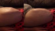 Xem clip em bé nghịch ngợm, vùng vẫy đến méo cả bụng bầu mới thấy mẹ thật vĩ đại!