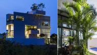 Ngắm ngôi nhà xanh giữa lòng Sài Gòn đoạt giải nhất Festival kiến trúc thế giới 2017