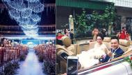 Ngẩn ngơ trước những đám cưới bạc tỉ, tiền chi như nước của các cặp đôi Việt
