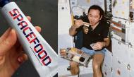 Những sự thật ít ai biết về thức ăn của các phi hành gia trong không gian