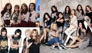 Điểm danh những nhóm nhạc nữ bán được nhiều album nhất trong lịch sử Kpop