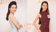 Nhan sắc đời thường của 10 cô gái đầu tiên lọt vào Bán kết Hoa hậu Hoàn vũ Việt Nam 2017