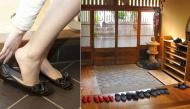 Đây là lí do tại sao người châu Á thường cởi bỏ giày dép trước khi bước vào nhà
