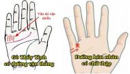 Nếu lòng bàn tay có những dấu hiệu này, cuộc đời bạn sẽ cực kì may mắn về tài vận lẫn tình duyên
