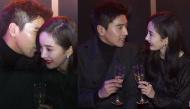 Dương Mịch bất ngờ bị người hâm mộ chỉ trích nặng nề vì quá tình tứ với Triệu Hựu Đình