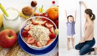 15 thực phẩm giúp trẻ tăng vọt chiều cao nhanh chóng mà cha mẹ nào cũng cần phải biết