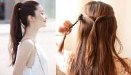 Vào những ngày dậy trễ hay quá bận rộn, chỉ cần 5 phút bạn vẫn có thể có được một kiểu tóc xinh xắn