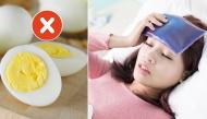 Trứng rất tốt nhưng sẽ cực hại với những người đang mắc các bệnh dưới đây
