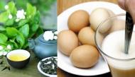Những thực phẩm kiêng kị, tuyệt đối không nên kết hợp với trứng gà