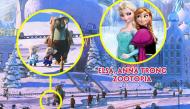 """Những chi tiết đặc biệt của phim Disney chỉ khán giả """"tinh tế"""" mới nhận ra"""