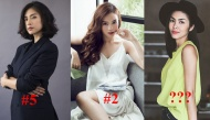 Top 10 nữ diễn viên xinh đẹp nhất màn ảnh Việt Nam hiện nay