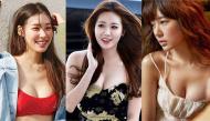 Những mỹ nhân Hàn sở hữu vòng 1 quyến rũ nhất Kbiz