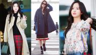 Mỹ nhân Hàn nào mới xứng danh là nữ hoàng thời trang sân bay?