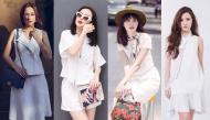 """Học hỏi sao Việt cách xây dựng hình ảnh quý cô """"thanh lịch"""" chỉ với trang phục đơn giản này"""