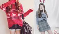 """Cùng nhau """" F5 phong cách thời trang"""" đón Giáng Sinh về!"""
