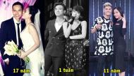 """Những cuộc tình """"thị phi"""" của showbiz Việt: Người gần 20 năm, người vỏn vẹn vài tháng hẹn hò!"""