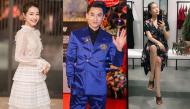 Thời trang sao Việt tuần qua: Hà Tăng đẹp mặn mà, Isaac xuất hiện đẹp chuẩn nam thần