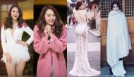 """Hậu trường chụp ảnh gợi cảm ngày rét của mỹ nhân Việt: Thời tiết """"siết chết"""" thời trang"""