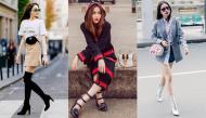 Mỹ nhân Việt nào mới xứng danh là nữ hoàng thời trang 2017 trong mắt bạn?